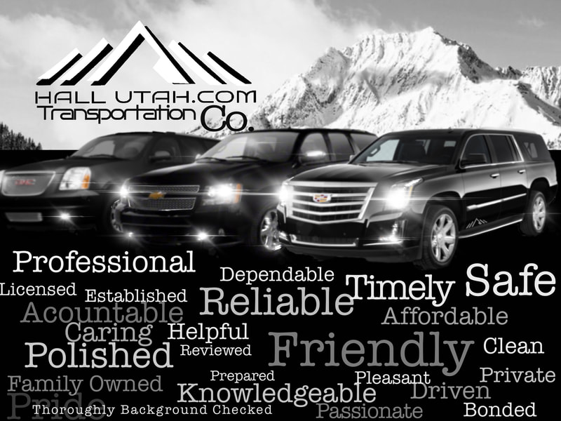 Park City Transportation To And From SLC Airport