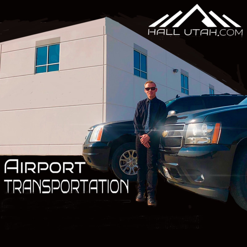 Salt Lake City Private Airport Transportation