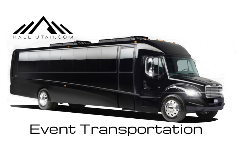 Group Transportation For Corporate Travel, Weddings, Bachelor, Bachelorette, Parties for that require a Party Bus. Give us a call now.