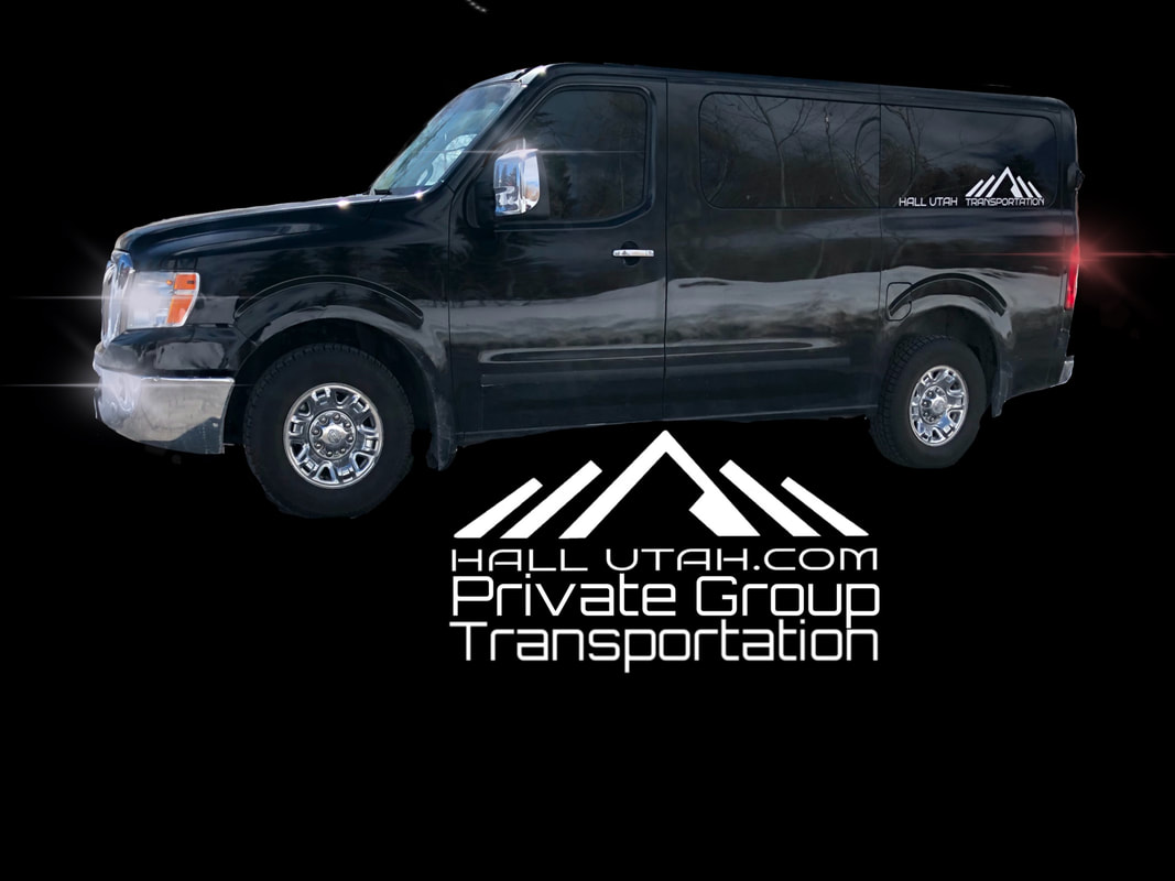 Book a Van to Park City, Utah